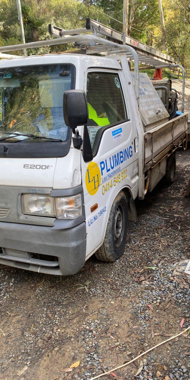 LH Plumbing truck
